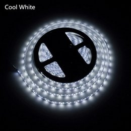 Wholesale Led Strip 24v Red - High brightness 2835 LED strips light 12V 24V, 5m 600LEDs IP65 Waterproof CE ROHS ETL SAA Standard