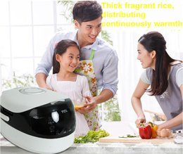 Wholesale Microcomputer Timer - TCL 4L rice cooker appointment microcomputer intelligent rice cooker multifunction baby food supplement is free shipping!