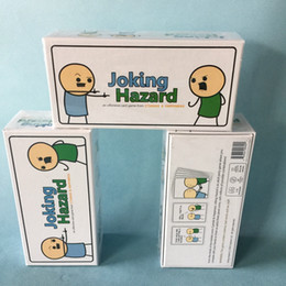 Wholesale Wholesaler Baseball Cards - Joking Hazard ADULTS ONLY! Card Carte Trick TabJoking Hazard ADULTS ONLY! Card Carte Trick Table Party Board Game for Children Kids In Stock
