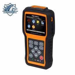 Wholesale Reset Service Light - Top Selling Free Shipping Original Foxwell NT4021 AutoService Tool including Oil Light Reset EPB Service Battery Configuration
