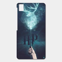 Wholesale Hp Apple - High Quality Cell phone case For BQ Aquaris E5 E6 M5 X5 csae Harry Potter HP Patterned Cover Shell Phone Case