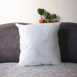 Wholesale Pillow Fillers - Nonwoven Fabrics PP Cotton Filling Throw Pillow Inner Cushion Inner Cushion Core Insert Pillow Filler Sofa Decorative Square Decor Home Soft