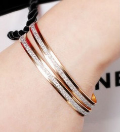 Wholesale Gold Hand Cuff Bracelet - Simple Women Gold Silver Scrub Frosted Cuff Bracelet Round Hoop Circle Bangle Charming Women Fashion Hand Jewelry Accessories