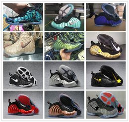Wholesale Penny Size - 2018 Hot Sale Penny Hardaway Men's Casual shoes for Top quality One 1s Fashion Sports Training Size 41-47