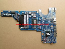 Wholesale Motherboard For Hp Pavilion G7 - Original & High Quality for HP Pavilion G4 G6 G7 Series 655990-001 DAR18DMB6D0 I3-370M Laptop Motherboard Mainboard Tested