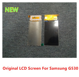 Wholesale Galaxy S3 Lcd Replacements - Original New Grade A+++ LCD Screen Replacement For Samsung Grand Prime SM-G530H 10pcs lot Free Shipping