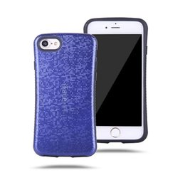 Wholesale Mobile Phone Silicone Case Skin - Hybrid Shockproof Case for iphone 7 plus 5.5inch Back Cover Hard Tough Shell Skin Full Protection Mobile Phone Case 6 colors