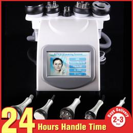 Wholesale Slim Machine Price - Best Price Ultrasound Cavitation Fat Cellulite Remove Vacuum Tripolar RF Radio Frequency Face Skin Lifting Body Care Slimming Beauty Machine