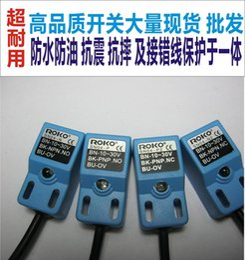 Wholesale Proximity Sensor Switches - ROKO SN04-N SN04-N2 SN04-P SN04-P2 New Wholesale Brand New High Quality Water Proof Proximity Switch Sensor