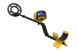 Wholesale Deep Metal Detector - MD-3010II Metal Detector Gold Digger Hunter Deep Sensitive Search LCD Waterproof