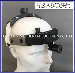 Wholesale Surgical Medical Supplies - Free shipping LED 3W Professional Medical LED Head light   Surgical Headlight  ENT headlight Dental Equipment Supplies