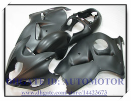 Wholesale Gsxr Grey - COLOUE GREY ABS INJECTION FAIRING KIT 100% FIT FOR SUZUKI GSXR1300 1997-2007 GSXR 1300 97-07 GSX-R 1300 1998 1999 #GV995