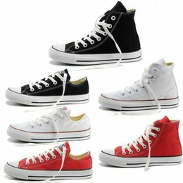 Wholesale Cheap Sports Tops For Women - Credible Conver Chuck Tay Lor Shoes For Men Women Sneakers Run Sport Casual Low High Top Classic Skateboarding Canvas Cheap