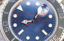 Wholesale makers factory - Mens Limited Edition EW Factory Maker 40mm 116622 Date Ceramic Bezel Swiss CAL.3135 Movement Mechanical Automatic Mens Watch Watches