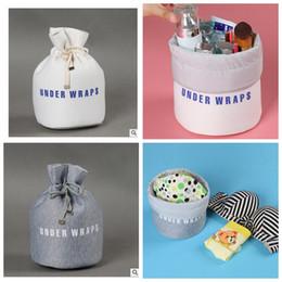 Wholesale Travel Laundry Bags - Storage Bag Drawstring Underwear Makeup Storage Bag Travel Drawstring Storage Bag Laundry Pouch For cosmetics Underwear Organizer LJJK793