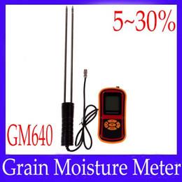 semi di mais all'ingrosso Sconti Umidità GM640 del grano all'ingrosso-Digitale per il riso della soia del riso del cereale della risaia delle sementi = 1 trasporto libero