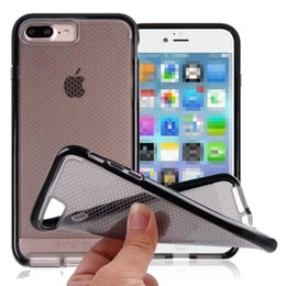 Wholesale Check Apple - TEC21 Check Case Impact D3O Soft TPU Tec 21 Case Cover for iphone 8 7 6s 6 plus Huawei P10 Plus Retail Package