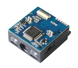 Wholesale Scan Engine - Wholesale- 1D Image Barcode scanner embedded Module Engine Free shipping CCD Sensor USB2.0 Interface 1D Code Bar Scanner Scan Module Engine