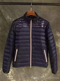 Wholesale Men Best Down Jackets - M115 DANIEL Brand anorak men spring autumn jacket men thin Jacket Winter Best Quality Warm Plus Size Man Down and parka anorak jacket