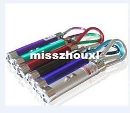 3 in 1 torcia laser con puntatore laser torcia a luce ultravioletta UV con torcia a LED da decorazioni di natale chiaro della corda fornitori