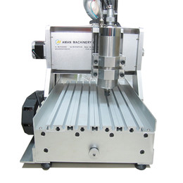 Wholesale Engraving Metal Cnc - multi-function 4 axis 800W AM3020 good quality wood engraving machine 3d cnc metal cnc engraver with price for promotion