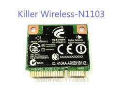 Wholesale Intel Wireless Laptop - Wholesale- killer wireless N1103 AR5BHB112 450M Wireless wifi card dual-band Better than the intel 6300