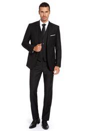 Wholesale Coat Tie For Men - Wedding Suits For Men Smoking Terno Customized Formal Tuxedo Male Suits 4 Pieces (Coat+Pants+Vest+Tie) OC06 Black Wedding Suits