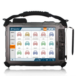Wholesale Launch Car Diagnostic Computer - Free Shipping Good Car Diagnostic Tablet Xplore IX104 With I7 4GB 128GB Computer Plus Vpecker Easydiag IDIAG AutoDIAG WIFI Tool