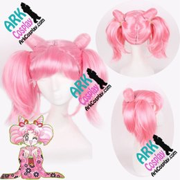 Wholesale Sailor Moon Wigs - Wholesale-Chibi Moon Wig - Sailor Moon Wigs Chibi Usa Cosplay Wig Sailor Moon Cosplay Wigs