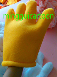Wholesale Mascot Costumes For Sale - HOT Sale various gloves of mascot costumes lovely gloves for cartoon costumes Factory Direct Sale