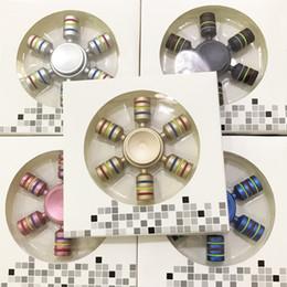 2017 Nouveau Fidget Spinner Hexagone Spinner À La Main en plastique Mode EDC Jouets Professionnel conduit Autisme et ADHD décompression doigts spinners kidstoy ? partir de fabricateur