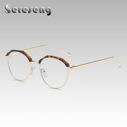 2019 computador de óculos anti-radiação Anti Azul Óculos Ray Moda Óculos de Computador De Vidro Transparente Óculos de Leitura Óculos de Radiação-resistente Óculos de Jogos 1704 computador de óculos anti-radiação barato