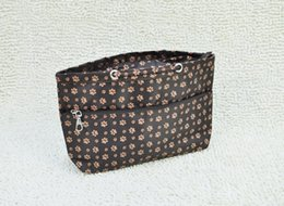 Canada wwddfourever / simplebest organisateur de sac de femmes, organisateur de sac à main de qualité de dame de qualité originale, matériau mou à l'intérieur à l'extérieur, mode vente chaude Offre