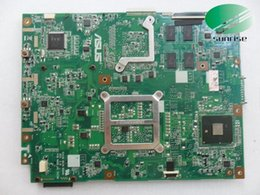 Wholesale Mini Motherboard Cpu - K52JR Laptop Motherboard For ASUS INTEL s989 I3 I5 cpu Supported