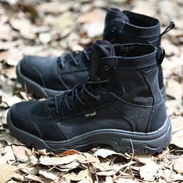 a9fd9f01661 Soldato libero Sport all'aria aperta Campeggio tattico scarpe uomo stivali  per arrampicata leggera montagna stivali da trekking scarpe da trekking
