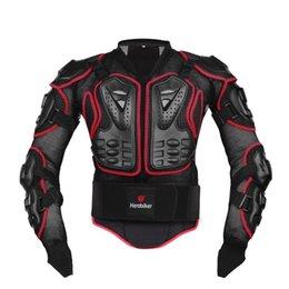 Argentina 2016 Nuevo Profesional de Montar en Moto Bodycross Motocross Body Armour Spine Chest Chaqueta Protectora Protectores de 2 colores cheap new motocross gear Suministro