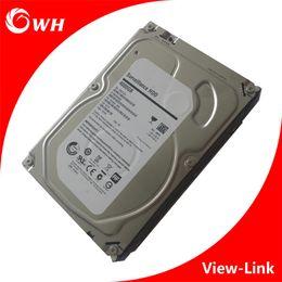 Wholesale Hard Drive For Dvr - 1TB Internal HDD SATA 3.0 HDD 3.5 Hard Disk Drive SATA Storage 1TB 1000GB Seagate HDD for Desktop PC Server CCTV Security Recorder DVR NVR