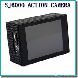 """Wholesale Dvr 32 - New arrival SJ6000 Sports Camera Waterproof WIFI Action Camera Diving HD 1080P Mini Camcorder Gopro Style Helmet Camera 12MP Car DVR 2.0""""LCD"""