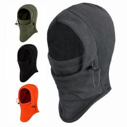 chapéu de esqui de moda Desconto 6 em 1 Tecido De Veludo Rolha de Vento Inverno Rosto Chapéus outono e inverno chapéu de moda Ao Ar Livre Máscaras de Esqui Bicicleta Cyling Gorros.