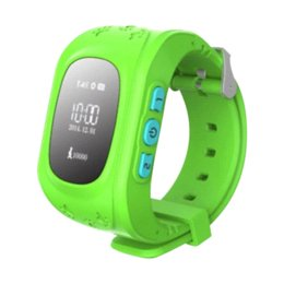 Wholesale Watch Gps Tracker Alarm - HQ Anti Lost GPS Tracker Watch For Kids SOS Emergency GSM Smart Mobile Phone App For IOS & Android Smartwatch Wristband Alarm