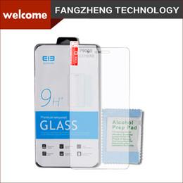 pantalla de teléfono Rebajas Película de acero templada original al por mayor para Elephone P9000 P9000 LITE vidrio protector para Elephone P9000 protector de pantalla envío gratis