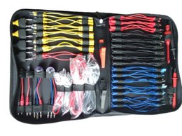 Wholesale Circuit Wiring - Wholesale-2016 Car diagnostic Cables MST-08 circuit test cables for auto maintenance and repair for cars motor Wiring Assistance Kit