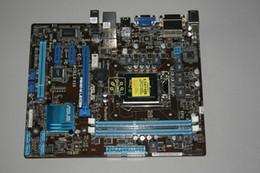 Wholesale 1155 Motherboard Asus - 100% original motherboard for ASUS P8H61-M LE Socket LGA 1155 DDR3 16GB support I3 I5 I7 uATX Integrated desktop motherboard