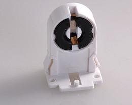 50 шт./лот T8 трубка лампа держатель, гнездо трубки, хорошее качество от Поставщики части электрические