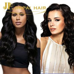 Wholesale high quality hair extensions in bulk from best high high quality brazilian hair about 100 grams malaysian hair extensions body wave wavy hair full cuticle weft free shipping pmusecretfo Image collections