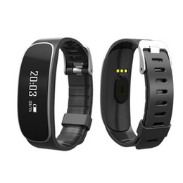 Wholesale brand ratings - H29 Waterproof Smart Band Bracelet Bluetooth Brand Heart Rate Monitor Sports Tracker Pedometer Wristband for iphone 6 6s plus 7 samsung S7