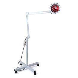 2017 Protable uso en el hogar lámpara de terapia física por infrarrojos para el cuerpo que adelgaza el drenaje linfático Lámpara de calefacción infrarroja lejana DHL Envío Gratis desde fabricantes