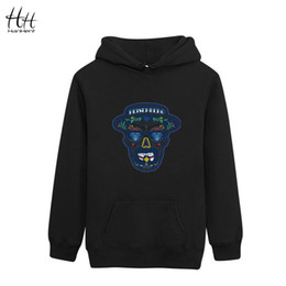 Wholesale Reds Break - Wholesale-Breaking Bad Heisenberg Hoodies 2016 Fashion Men Long Sleeve Cotton Sweatshirts Swag Funny Rock Fitness O-neck Hooded HO0254