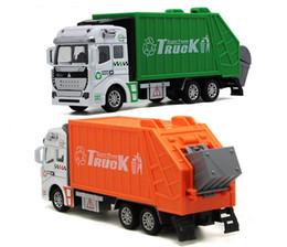 Melhor vendedor de alta qualidade giocattolo crianças crianças educacional caminhão de lixo de brinquedo carro como presente de aniversário juguete atacado de Fornecedores de amarelo de brinquedo de ônibus
