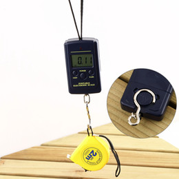 Wholesale Weight Spring Scale - Digital Hanging Luggage Fishing Weight Scale Portable kitchen Scales cooking tools electronic Household Hook Scales